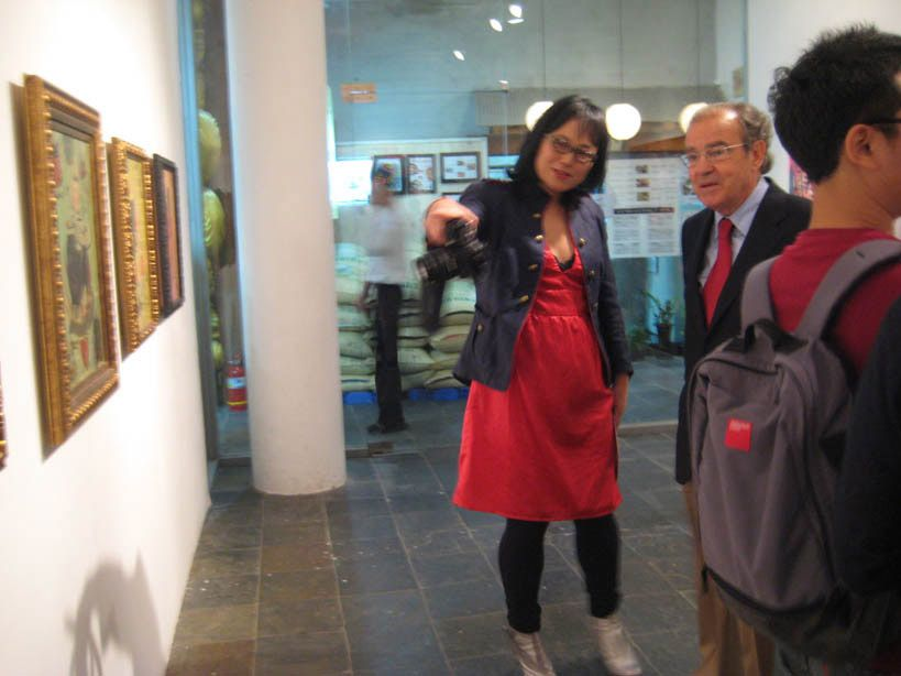 """Ssamziegil gallery"" 2009. KOREA"