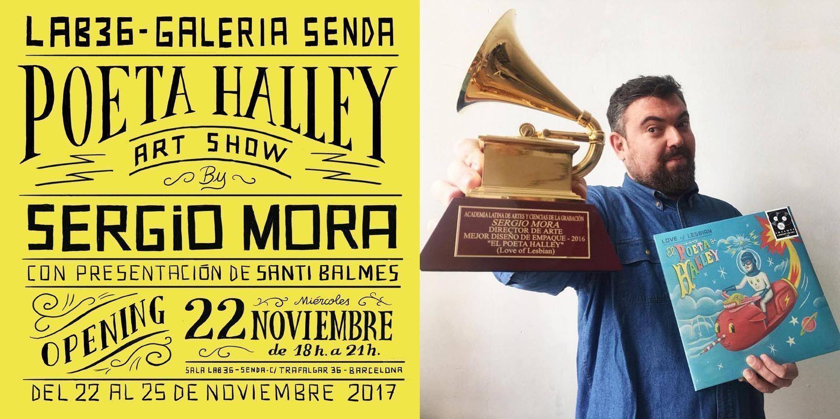 POETA HALLEY ART SHOW (22.11 – 01.12.2017)