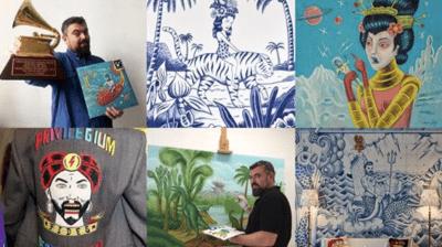 El ilustrador catalán que conquistó a Gucci