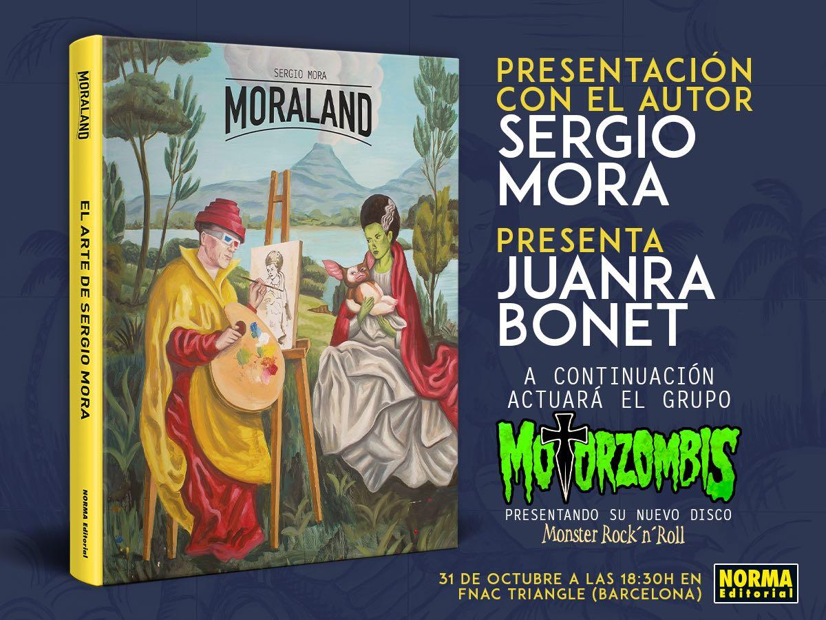 Moraland y Motorzombis