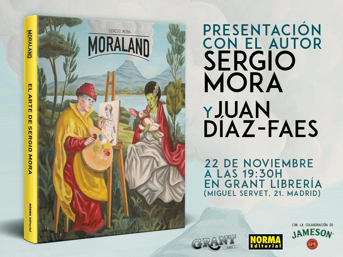 """MORALAND"" EN MADRID"