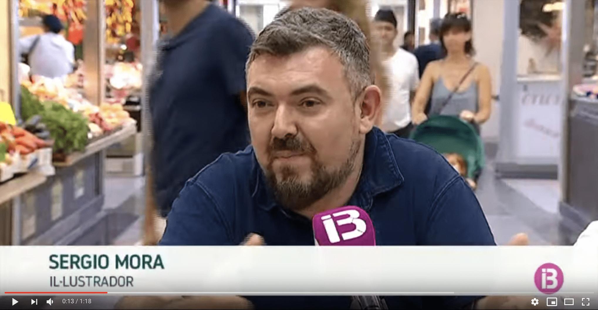 Informativos de IB3 ( tv de Baleares)