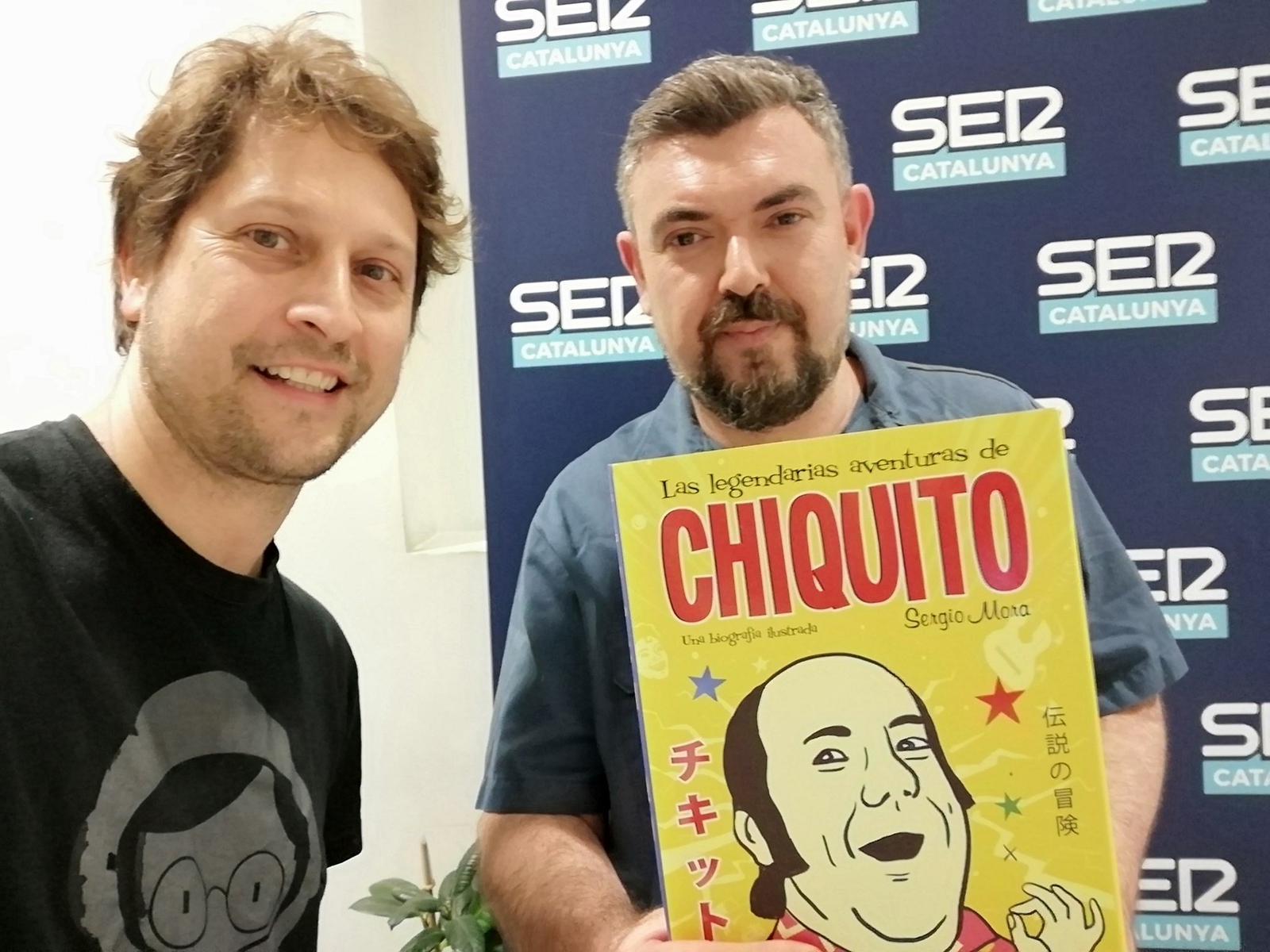 """Revisitando la canciones de mi vida con Bruno Sokolowicz para el programa """"Llapis de memòria"""" de Cadena Ser"""